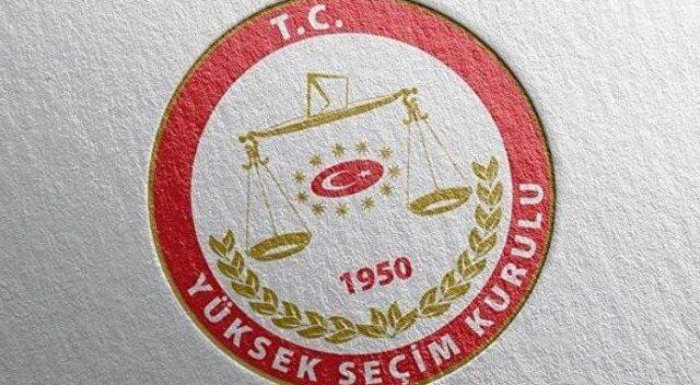 YSK 2018 Seçim Takvimini Açıkladı