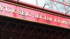 CHP'nin başvurusunu YSK reddetti!