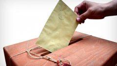 Yurtdışı oy kullanımı bugün sona eriyor